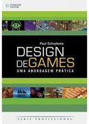capa do livro Design de Games do Paul Schuytema